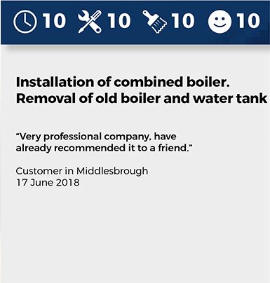 Central Heating Installation Great Broughton